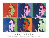 A Set of Six Self-Portraits  1967