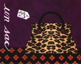 Leopard Handbag III