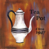 Tea Pot  Circa 1947
