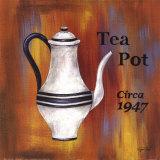 Tea Pot  Circa 1947