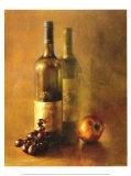 Sunset Wine I