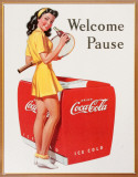 Coke Welcome Pause Tennis