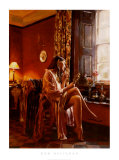 Femme avec Miroir