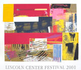 Lincoln Center Festival  2001