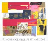 Lincoln Center Festival  2001