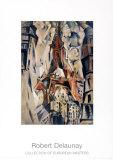 La Tour Eifel  1910