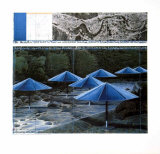 The Blue Umbrellas  1991