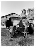 Pin-Up Girl: Street Rod Hula