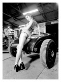 Pin-Up Girl: Deuce High Boy
