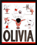 Olivia - Busy Little Piggy