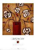 Red Vase II