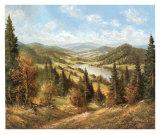 Chemin Qui Mene au Lac II