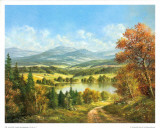 Chemin Qui Mene au Lac I