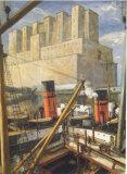 Le Port de Montreal  1924