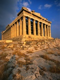 Exterior of the Parthenon