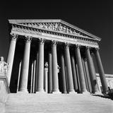 United States Supreme Court Exterior