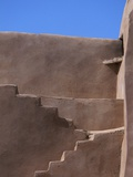 Steps at Coptic Monastery