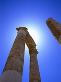 Columns Blocking Sun