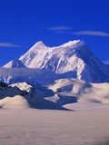 St Elias Mountains and Bagley Ice Field