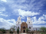 San Xavier del Bac Mission