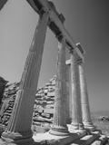 Columns of Architectural Ruin
