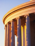 Columns of Jefferson Memorial