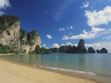 Beach in Krabi  Thailand