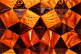 Cinquante secrets magiques, le tigre Poster par Salvador Dalí