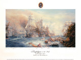 Battle of Trafalgar at 2:30 PM