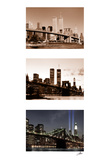 World Trade Center Memorial Triptych