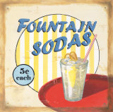 Fountain Sodas