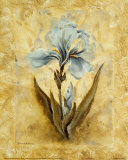 Blue Blooms III