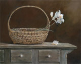 Wicker and Orchids