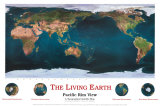 The Living Earth -  Pacific Rim View