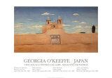 Devant l'église Ranchos Reproduction d'art par Georgia O'Keeffe