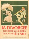 La Divorcee (c1911)