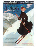 Chamonix  Sports d`Hiver