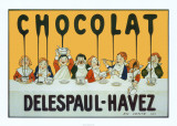 Chocolat Delespaul Havez