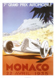 7th Grand Prix Automobile  Monaco  1935