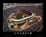 Anaheim: Edison Field  Angels Baseball  California