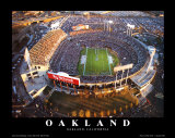 Oakland: Network Associates  Raiders Football