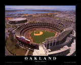 Oakland: Network Associates  Athletics Baseball