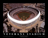 Veterans Stadium - Philadelphia  Pennsylvania (Baseball)