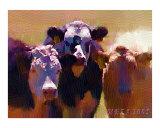 Three Cattle