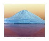 Laguna Verde  Bolivia (Color Inverted Image)