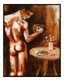 Morning Coffee Nude Male