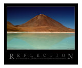 Reflection - Laguna Verde  Bolivia