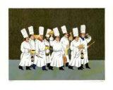 Chef`s Brigade