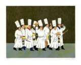 Chef`s Brigade
