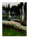 European Garden I